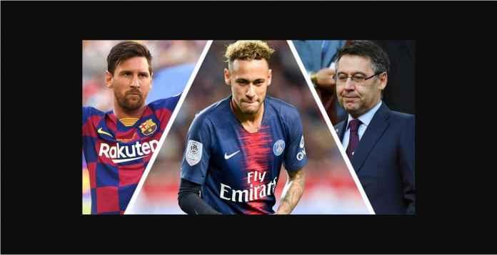 Barcelona Menipu Lionel Messi, Pura-puranya Sih Ingin Transfer Neymar