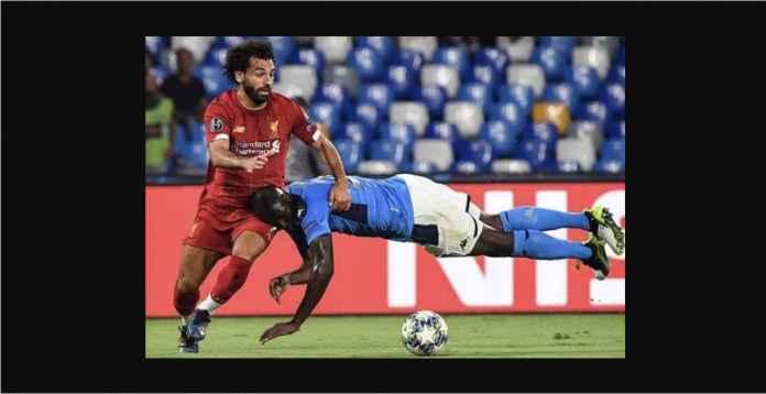 Hasil Napoli vs Liverpool 2-0, Penalti Hancurkan Sang Juara Bertahan