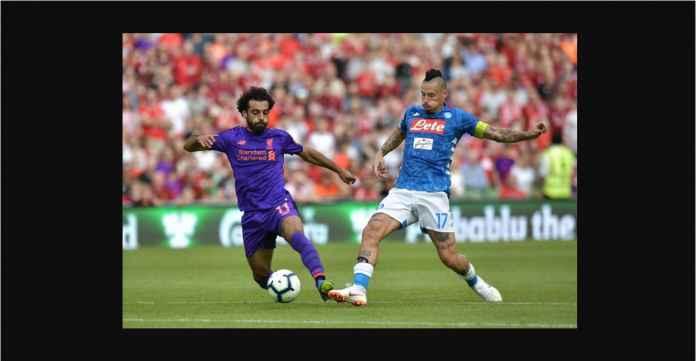 Napoli vs Liverpool, Para Pemain Terancam Ganti Baju di Lapangan
