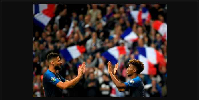 Hasil Prancis vs Albania 4-1 Meski Tanpa Bintang PSG, Chelsea, Man Utd