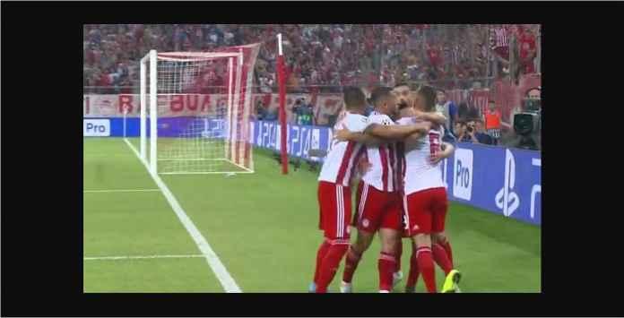 Olympiakos vs Tottenham 2-2, Musuh Benzema Kecewakan Spurs