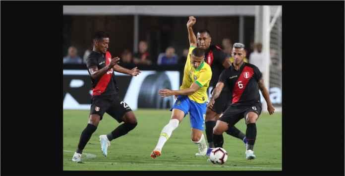 Peru vs Brasil 1-0, Balas Dendam Kekalahan di Final Copa America 2019