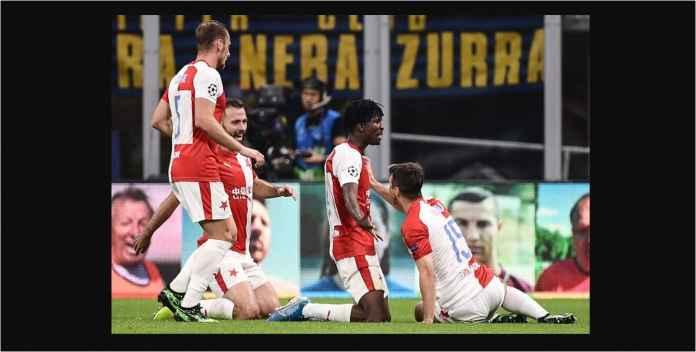 Hasil Inter vs Slavia Praha 1-1, Kejutan di Laga Perdana Liga Champions