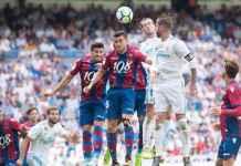 Prediksi Real Madrid vs Levante, Liga Spanyol 14 September 2019