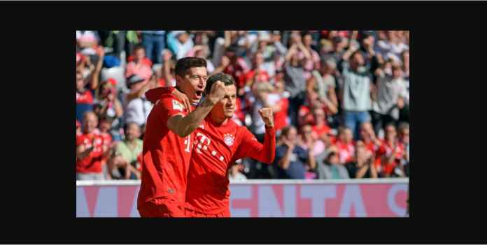 Hasil Bayern Munchen vs Koln 4-0 Lewandowski Pecah Rekor 19 Tahun