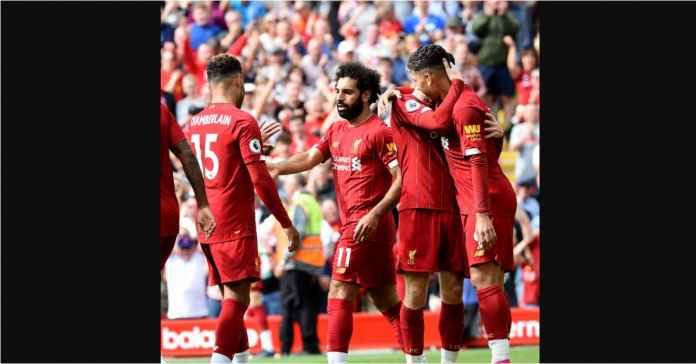 Dua dari Tiga Gol Liverpool Berkat Pemain Brasil yang Terlupakan Ini