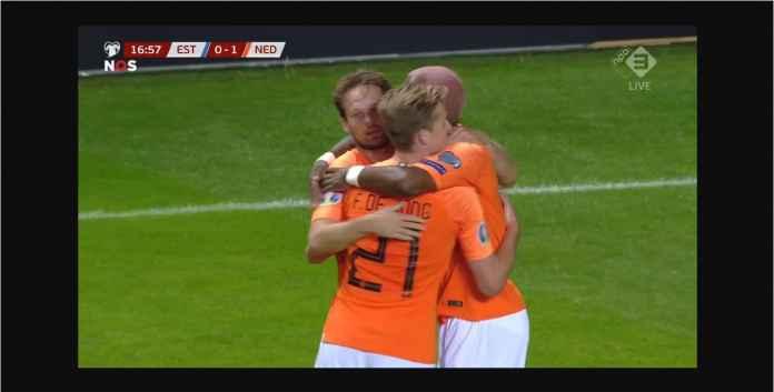 Hasil Estonia vs Belanda 0-4, Tiga Gol Mantan dan Pemain Liverpool