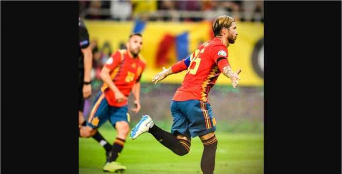 Kapten Real Madrid Sudah Mirip Bale, Lebih Sering Bikin Gol di Timnas