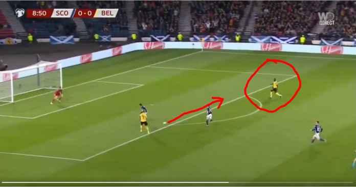 Hasil Skotlandia vs Belgia 0-4, Hoi Lihat Ini Solskjaer, Lukaku Bikin Gol!