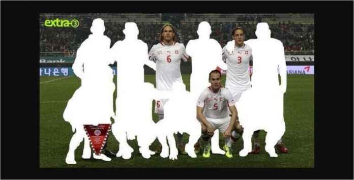 Empat Gol Swiss vs Gibraltar Dicetak Oleh Deretan Pemain Non Pribumi