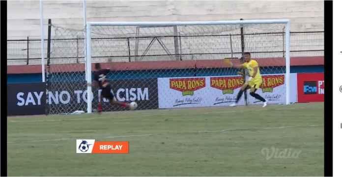 Hasil Persipura vs Persela 2-0 dengan Dua Gol Tibo!