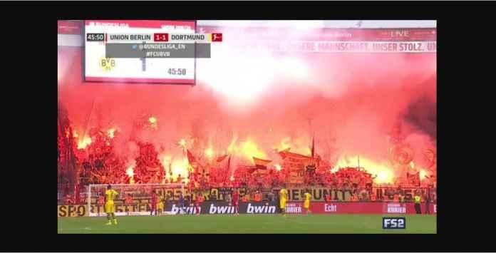 Hasil Union Berlin vs Borussia Dortmund 3-1 Aksi Balas Dendam