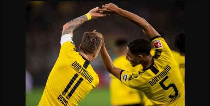 Hasil Freiburg vs Borussia Dortmund 2-2, Achraf Hakimi Bikin Gol Lagi!