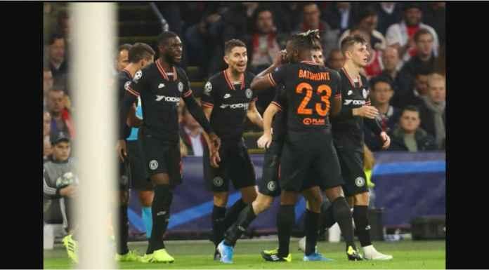 Pencetak Gol Chelsea Harus Rela Bolanya Diraba-raba Tadi Malam