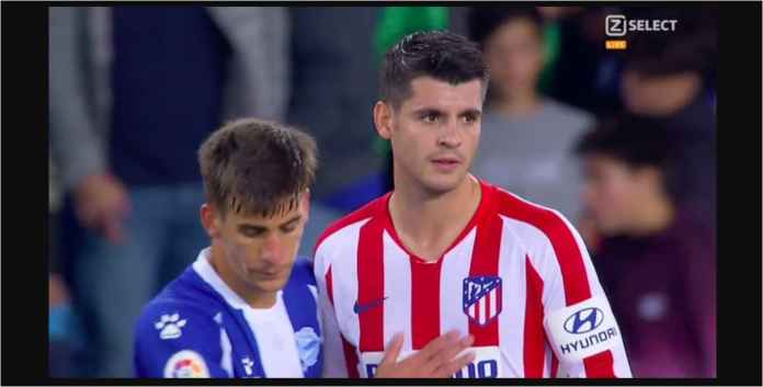 Alaves 1-1 Atletico, Gagal Deh Rebut Puncak Klasemen Liga Spanyol