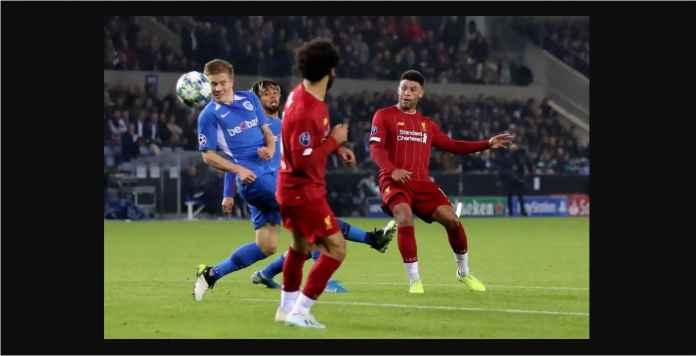 Genk 1-4 Liverpool Berkat Pemain Inggris yang Cedera Setahun