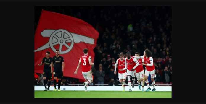 Nicolas Pepe Buktikan Kenapa Arsenal Bayar Kakinya Rp 1,2 Trilyun