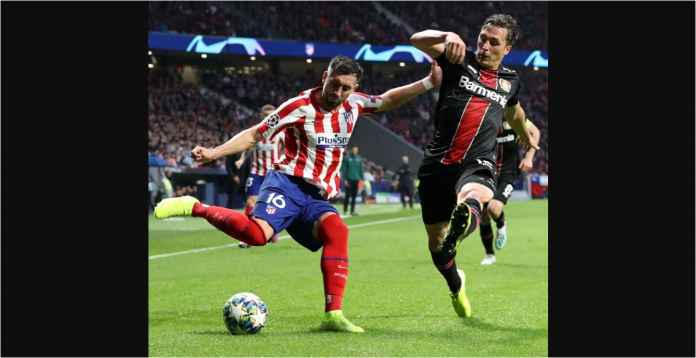 Atletico 1-0 Bayer Leverkusen Ditolong Pemain Buangan Real Madrid