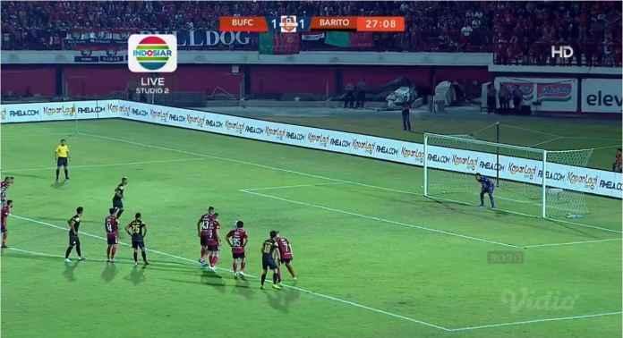 Bali United Menjauh 13 Poin Usai Menang Atas Barito, Minggu Malam