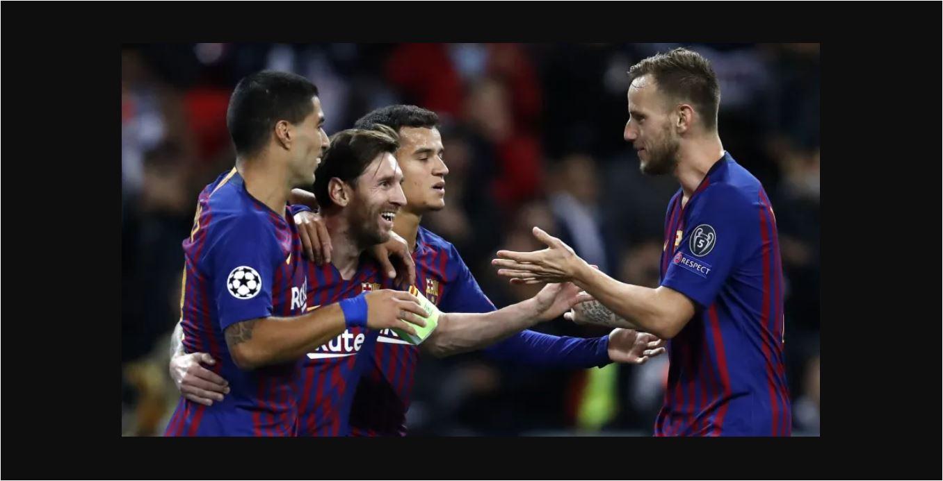 Gelandang Barcelona Sudah Beri Tahu Messi Ia Pindah Ke Liga