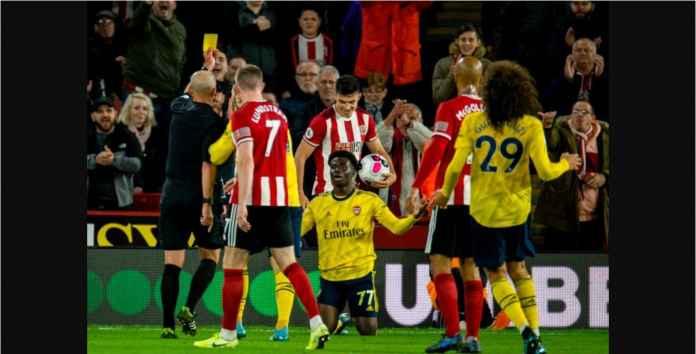 Wasit Mungkin Curangi Arsenal di Liga Inggris Tadi Malam, Ini Daftarnya