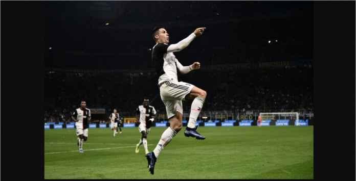 Ronaldo Gol Keempat Serie A Tadi Malam, Susah Kejar Top Skor 9 Gol