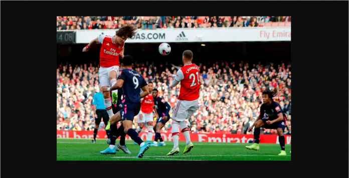 Arsenal 1-0 Bournemouth Berkat Gol Bek Tengah Brasil