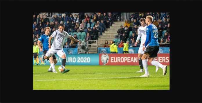Hasil Estonia vs Jerman 0-2, Emre Can Diusir, Gundogan Cetak Dua Gol
