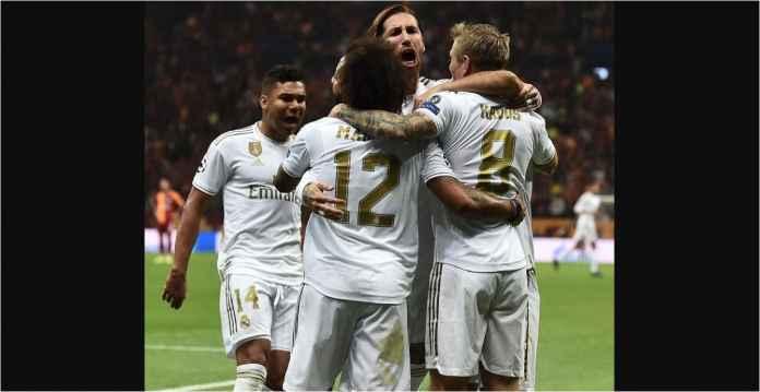 Hasil Galatasaray vs Real Madrid 0-1 Gol Gelandang Jerman