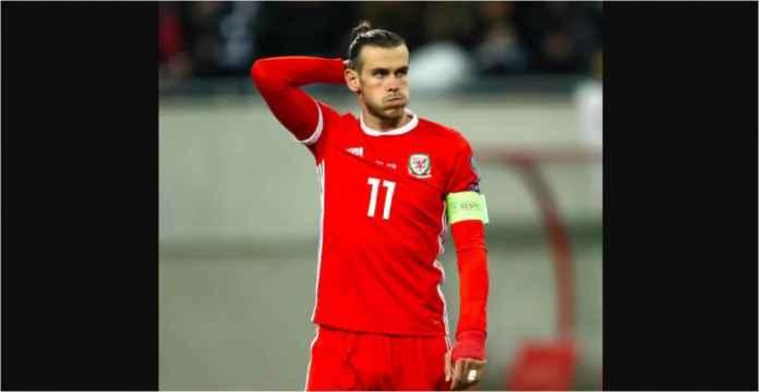 Slovakia vs Wales 1-1, Gareth Bale Sumbang Hantaman Bola ke Mistar