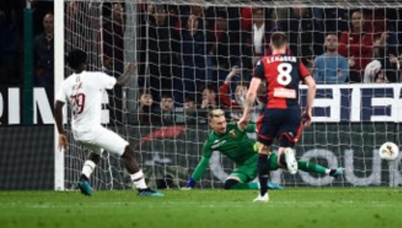 Genoa vs AC MIlan 1-2