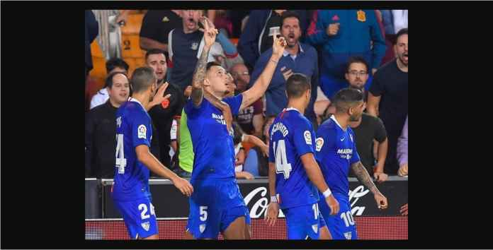 Sevilla Imbang 1-1, Gagal Samai Poin Barcelona di Puncak Liga Spanyol