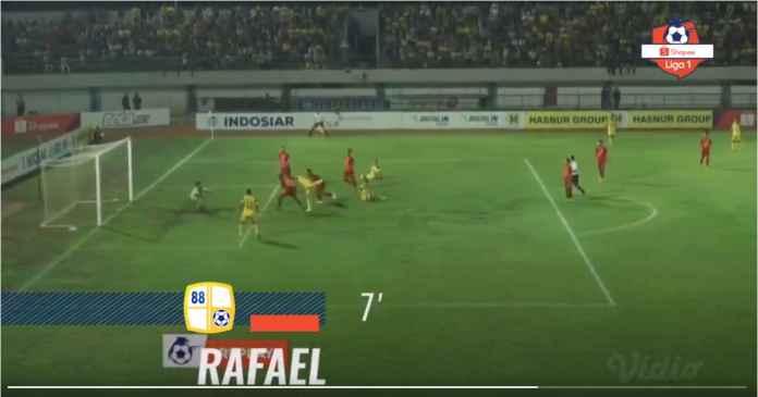 Barito Putera Berhasil Balas Dendam ke Borneo FC