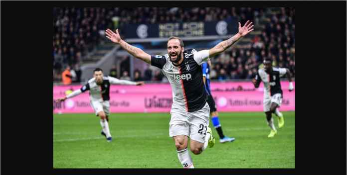 Hasil Inter vs Juventus 1-2 Argentina Sebabkan Kekalahan Pertama Inter