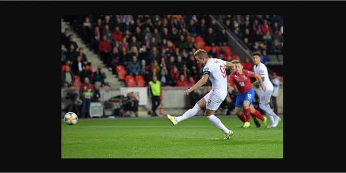 Inggris Kalah 2-1 di Ceko, Penalti Harry Kane Tak Berarti Apa-apa