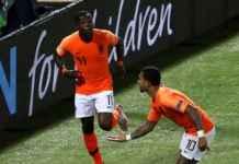 Hasil Belanda vs Irlandia Utara di Kualifikasi Piala Eropa