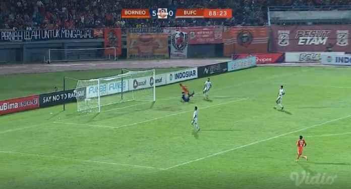 Hasil Pusamania Borneo FC vs Bali United 6-0, Bantai Pemuncak Klasemen!