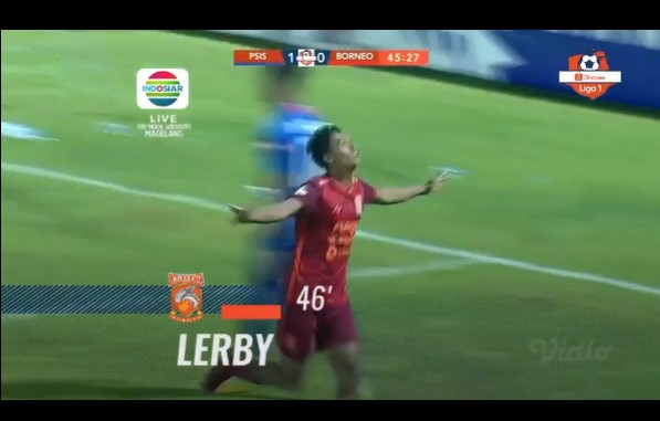 Hasil PSIS Semarang vs Pusamania Borneo FC 2-2, Meroket ke Posisi Dua