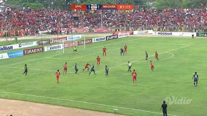Hasil Semen Padang vs Madura United 1-2, Sape Kerrab Masih Terlalu Kuat