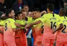 Hasil Crystal Palace vs Manchester City di Liga Primer Inggris