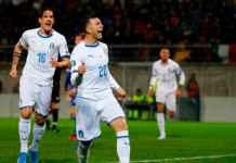 Hasil Euro 2020 antara Liechtenstein vs Italia - Federico Bernardeschi