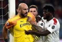 Hasil Genoa vs AC Milan di Liga Italia
