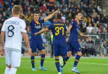 Hasil Liga Europa antara Wolfsberger vs Roma