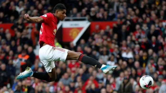 Manchester United vs Liverpool menghasilkan Liga Inggris