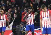 Hasil Real Valladolid vs Atletico Madrid di Liga Spanyol