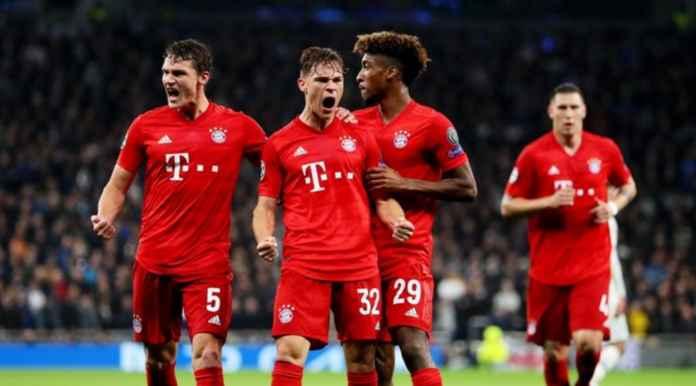 Hasil Tottenham Hotspur vs Bayern Munchen di Liga Champions