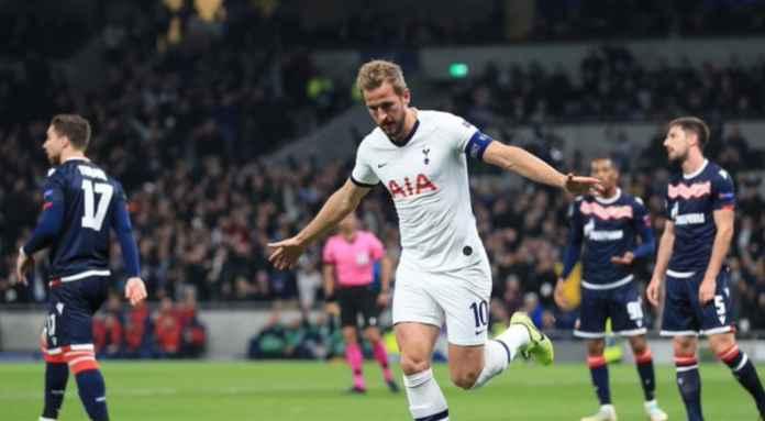 Hasil Tottenham Hotspur vs Red STar Belgrade di pertandingan Liga Champions