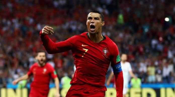 Hasil Ukraina vs Portugal di EURO 2020 - Ronaldo cetak rekor gol ke 700