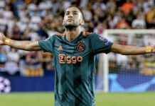 Hasil Valencia vs Ajax Amsterdam di Liga Champions