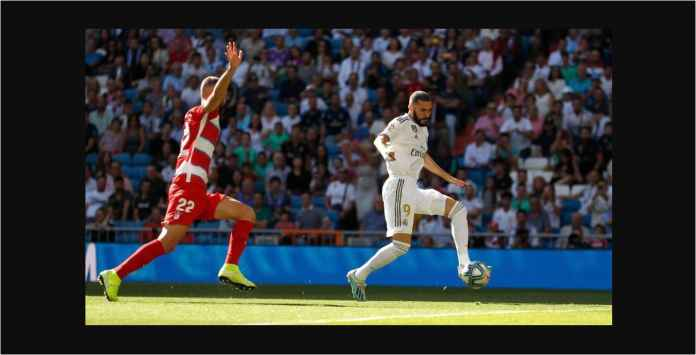 Cukup 101 Detik Gol Benzema Bawa Real Madrid Unggul 1-0